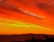 farellones sunsets