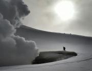 volcanic terrain