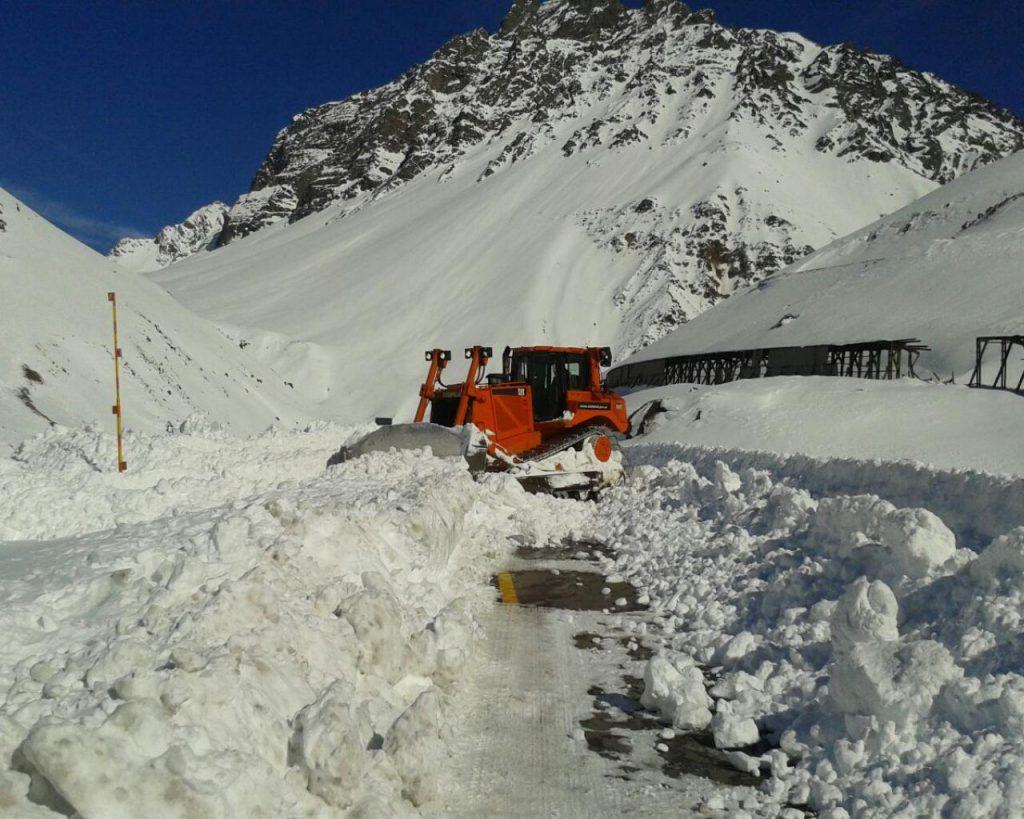 argentina snow pass