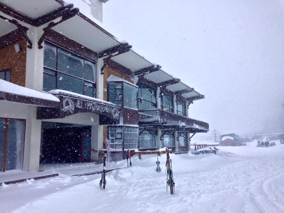 Chile's El Colorado ski resort