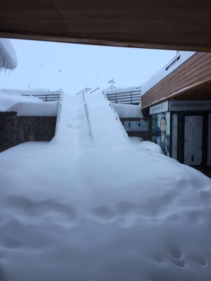 la parva snowfall