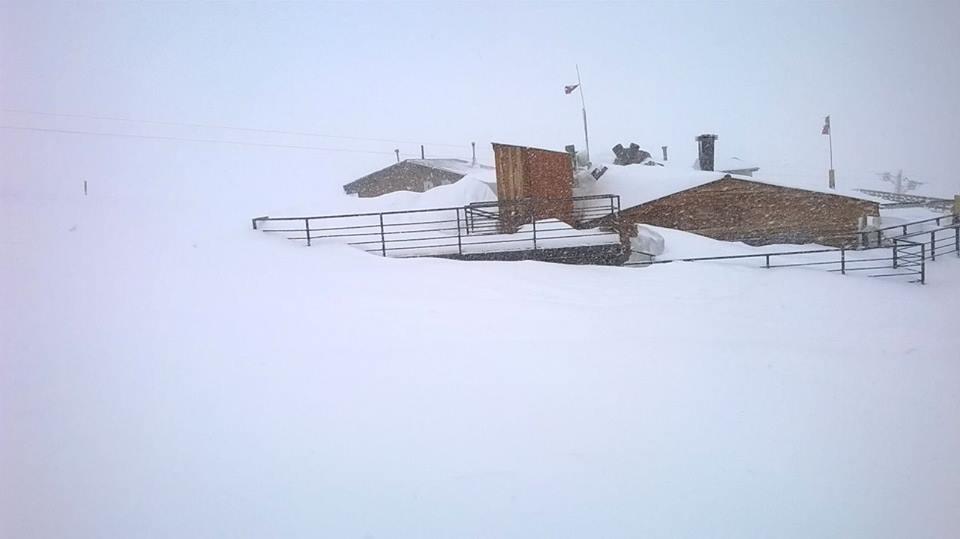 La Parva ski area