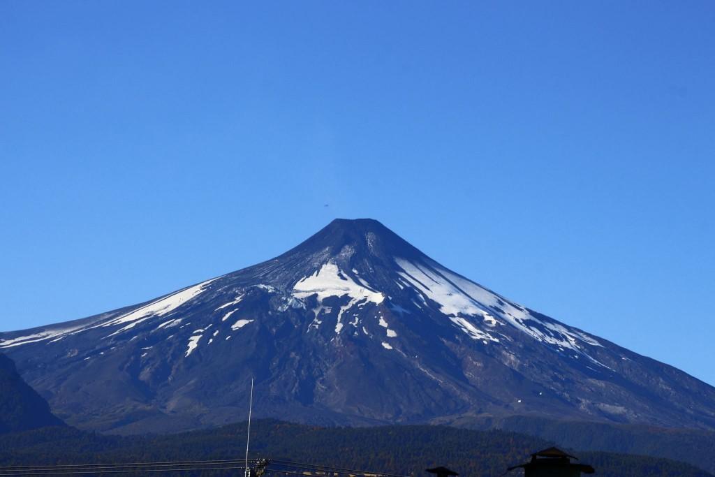 volcano villarica march 3rd, 2015
