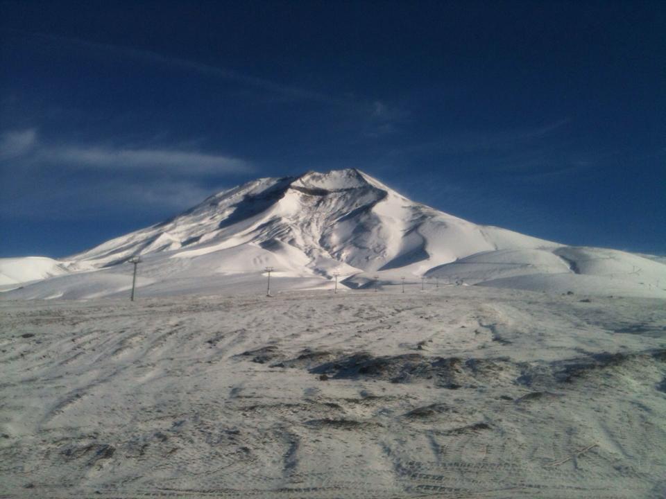 corralco first snow 2015