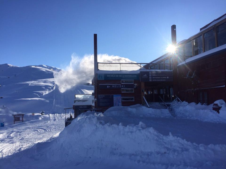 valle nevado opening date