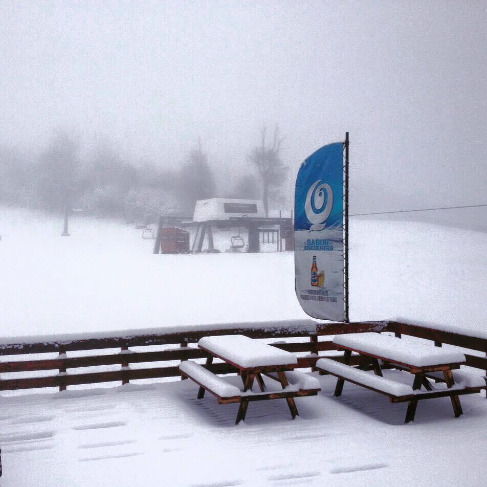 chapelco snow