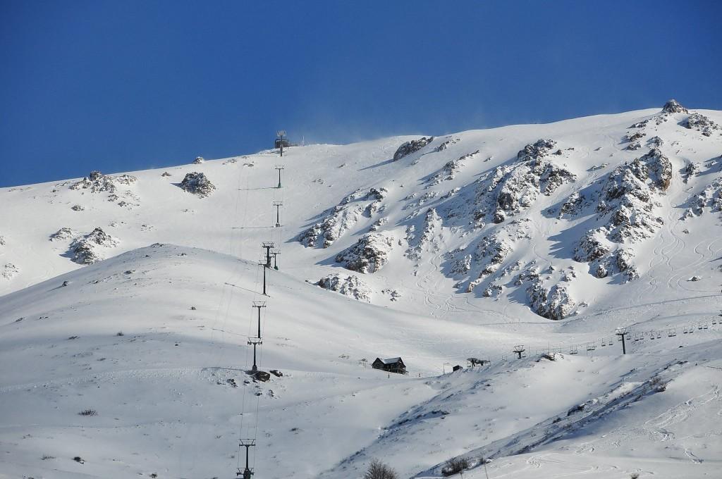 Bariloche ski conditions