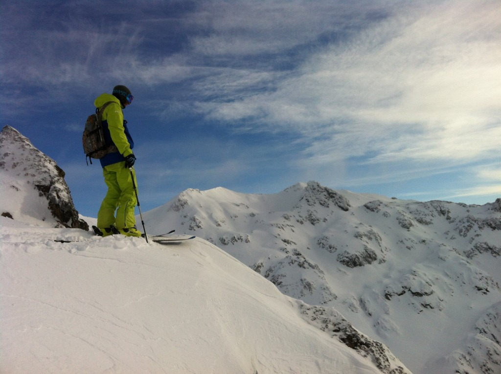 baguales backcountry