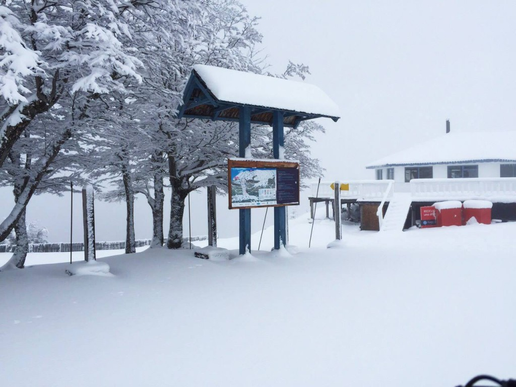 cerro bayo snow june
