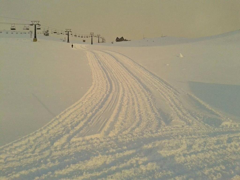 patagonia snow in june