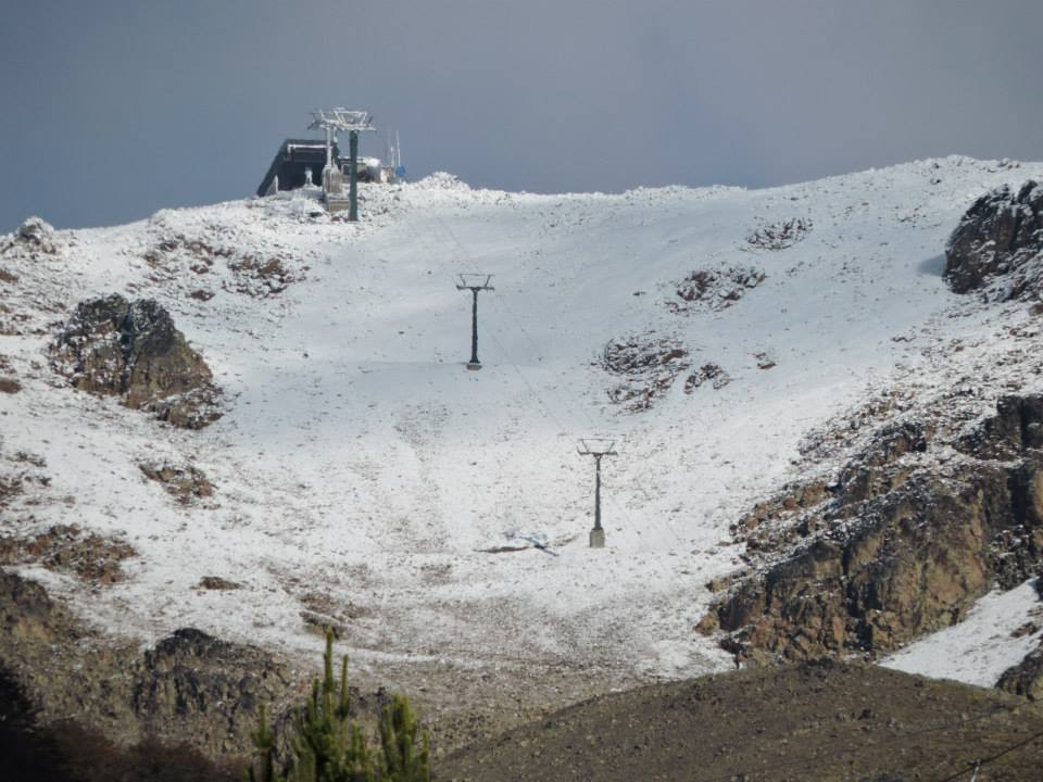 bariloche first snow of 2015