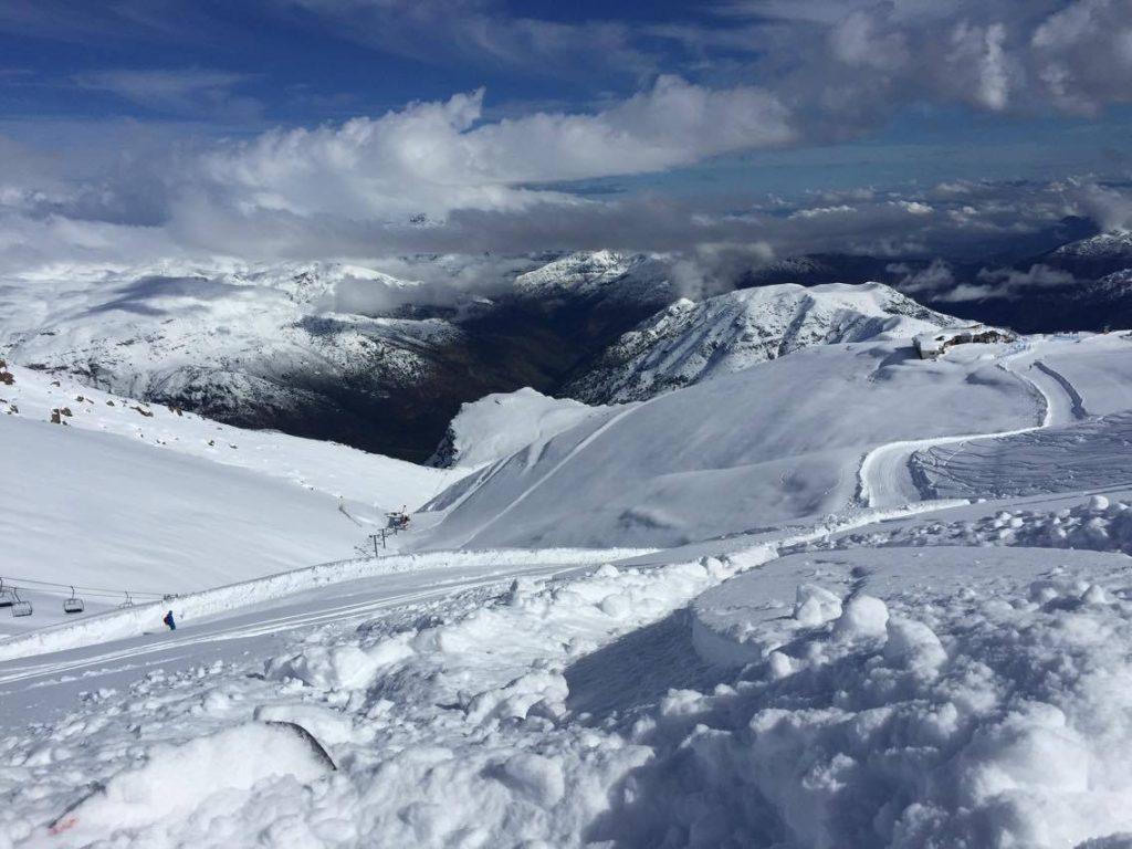 el colorado ski resort in june