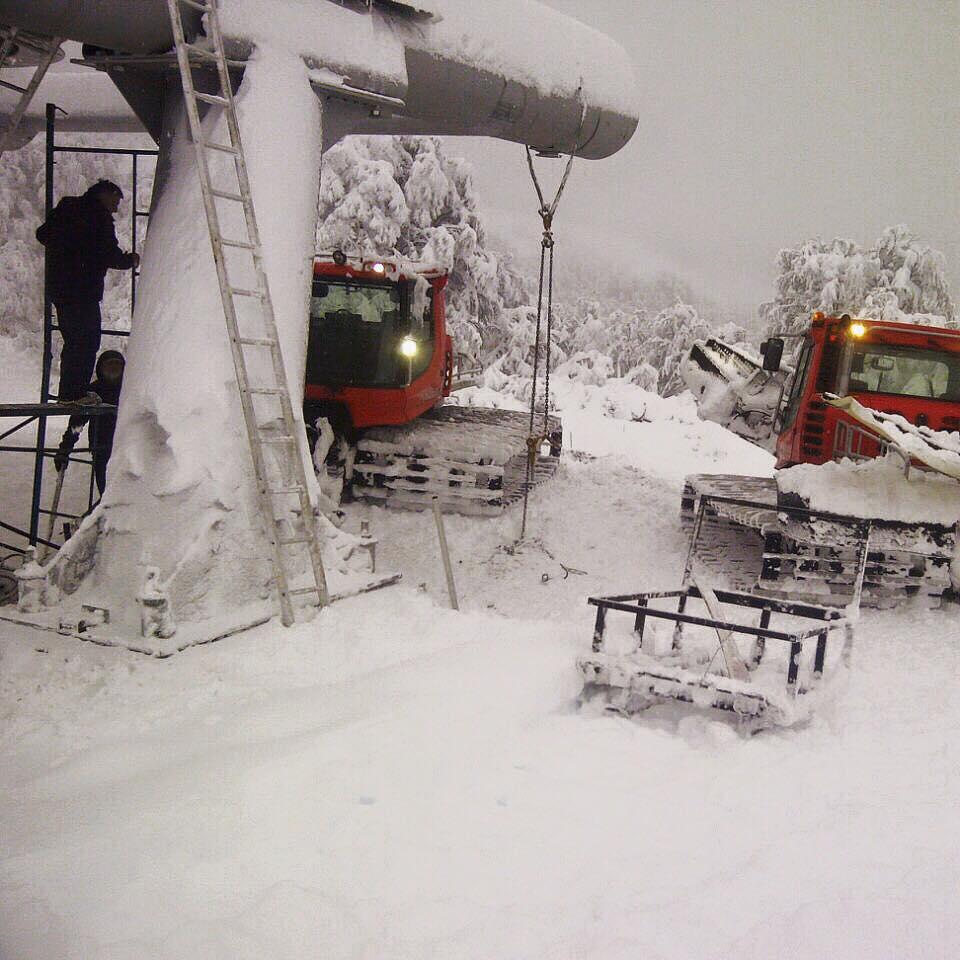 snow chapelco