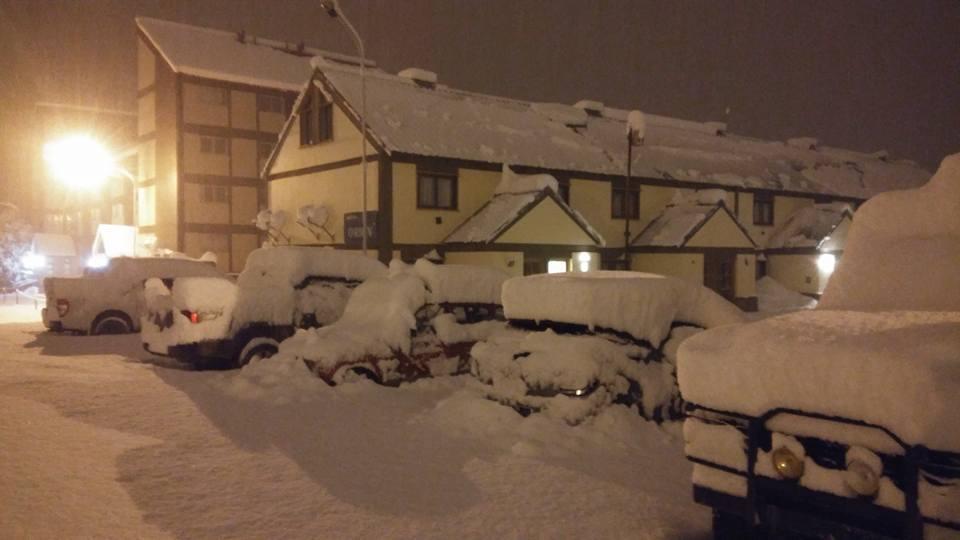 las lenas june snow