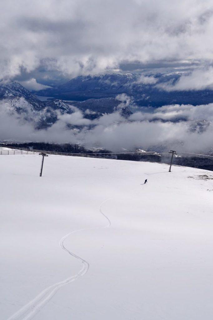 skiing san martin