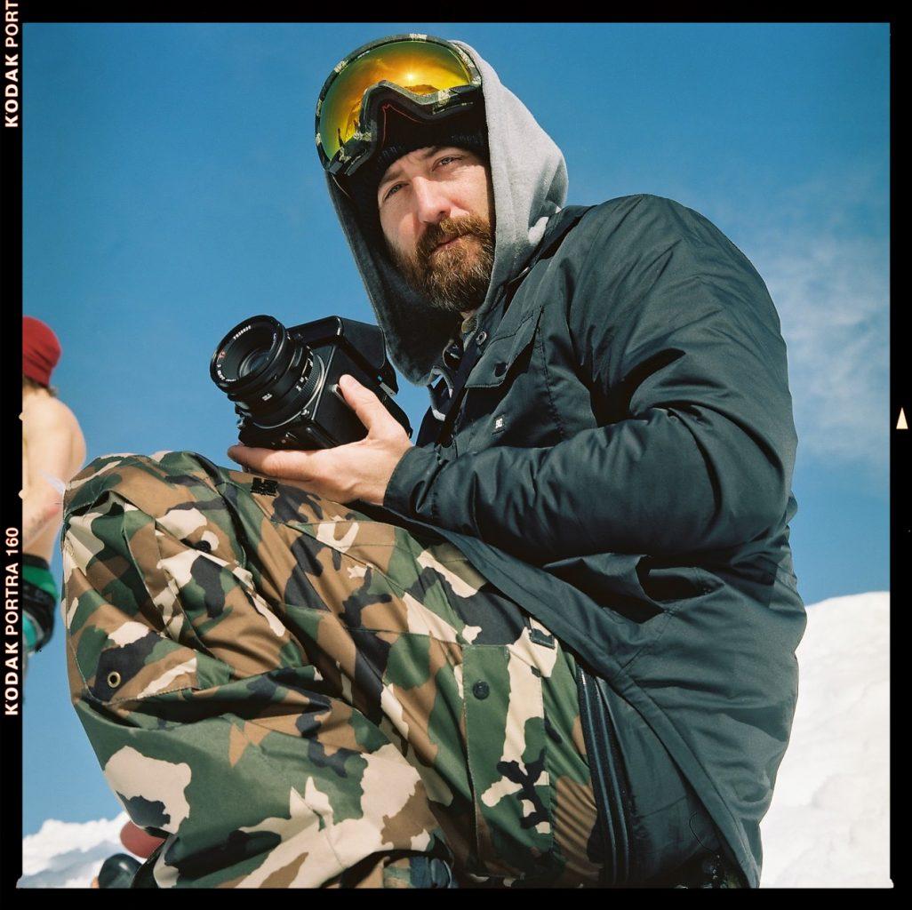 Colin Adair photos