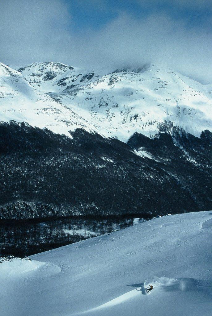 snowboard cerro castor patagonia