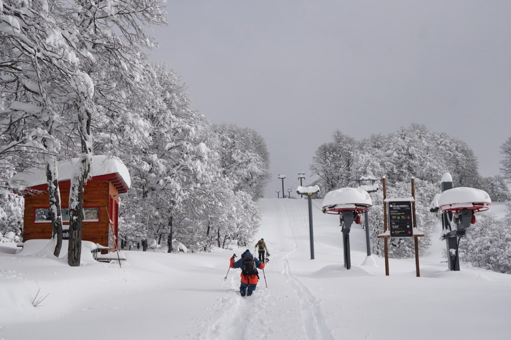 Chapelco Argentina in June