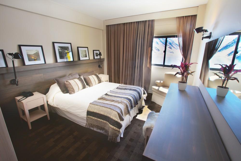 Portillo Hotel Room