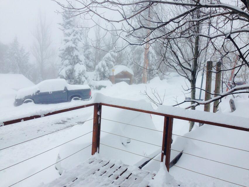 farellones ski village