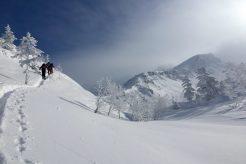 Japan Photo Gallery:  Hokkaido Backcountry Touring Adventure