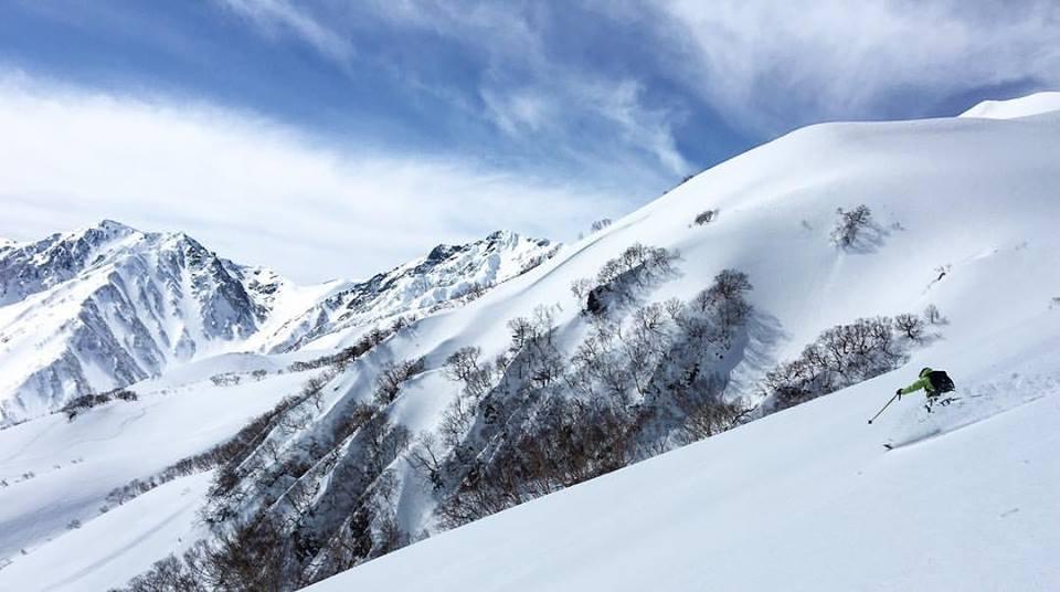 hakuba alpine skiing