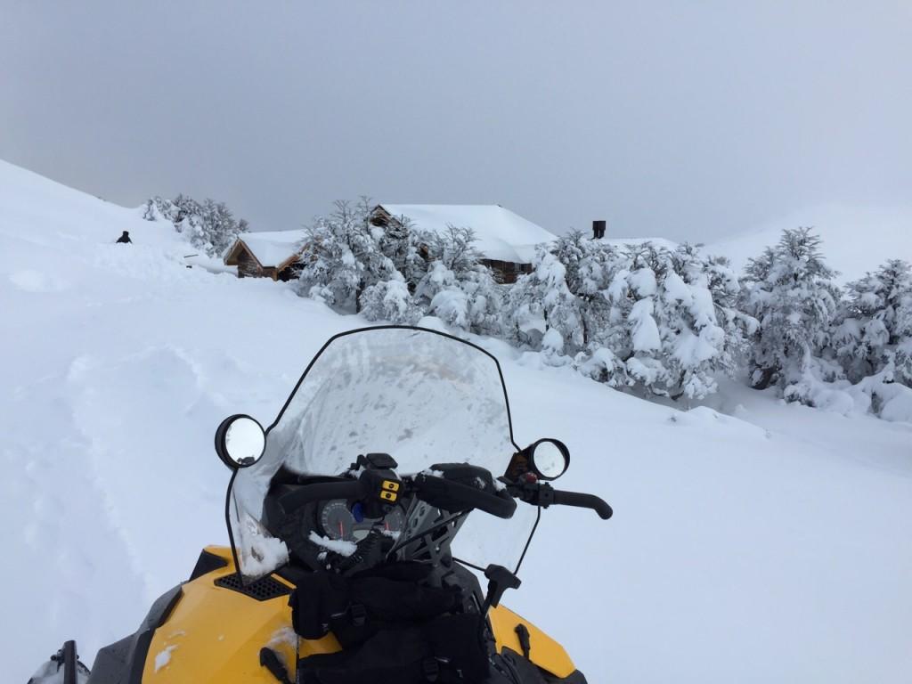 baguales snow