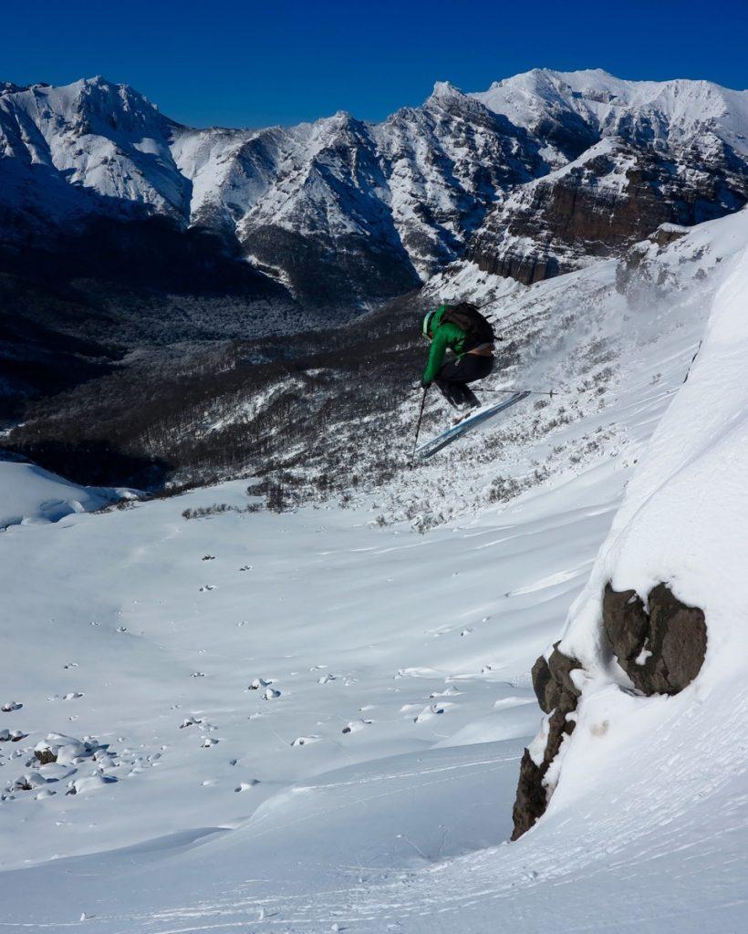 patagonia skiing