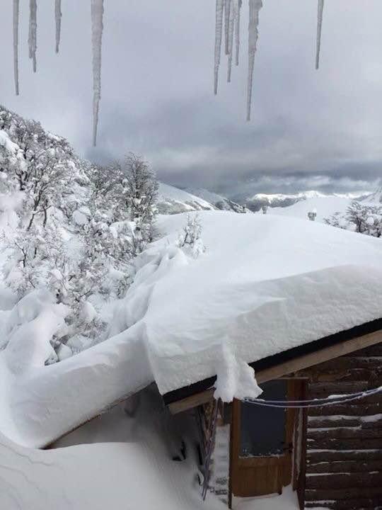 baguales snow in june