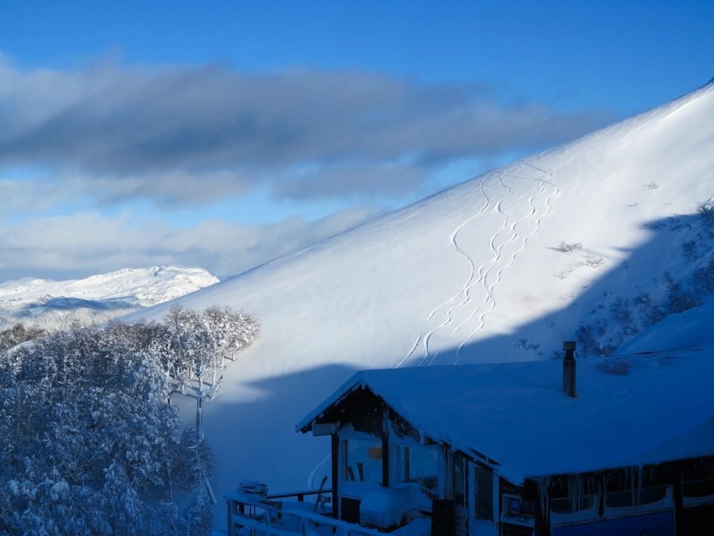 cerro bayo ski resort