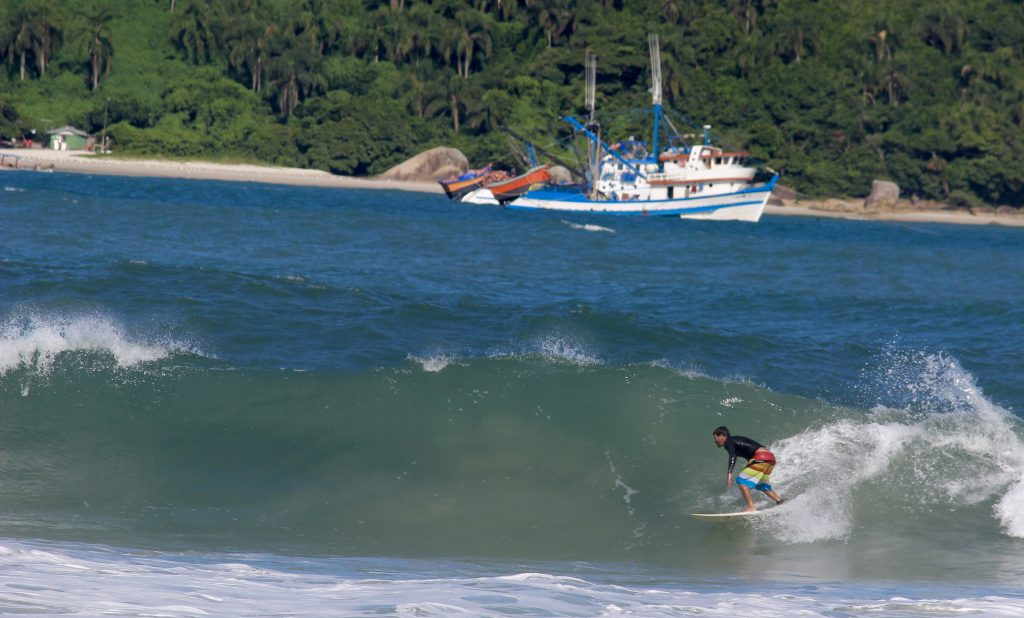surf vacation in brazil
