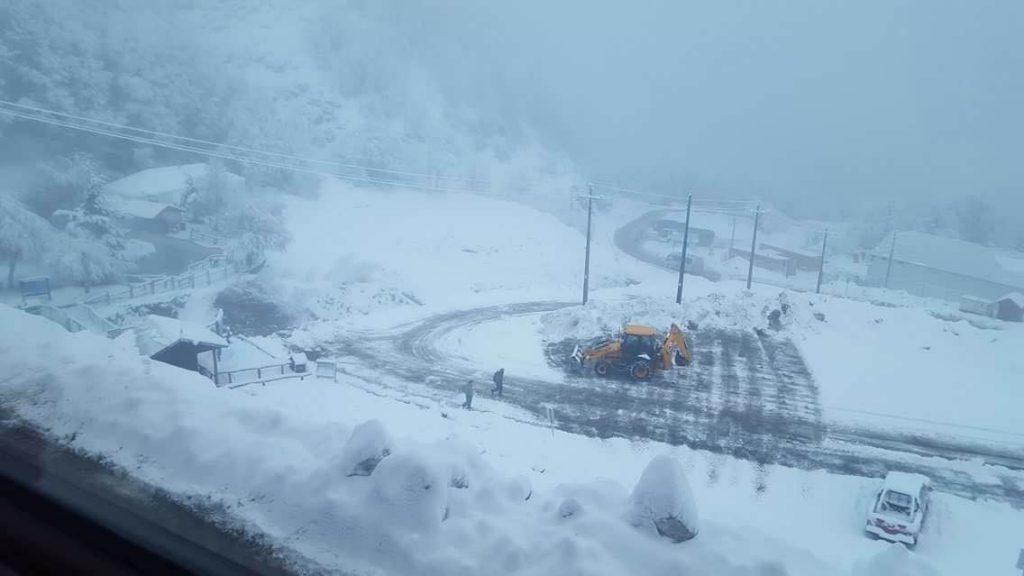 nevados chillan parking