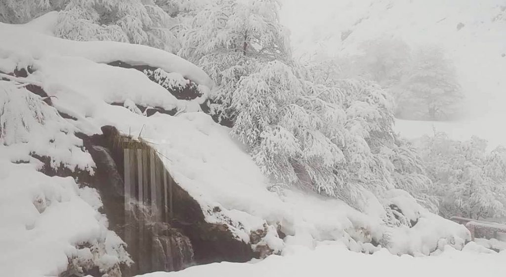chillan snow