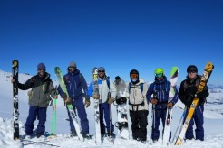 PowderQuest Guides Training Day