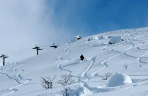 off-piste all mountain skis