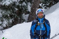 Pro Skier Rachael Burks Joins PowderQuest