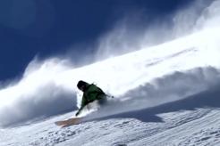 50 cm At Nevados De Chillan and Still Snowing!