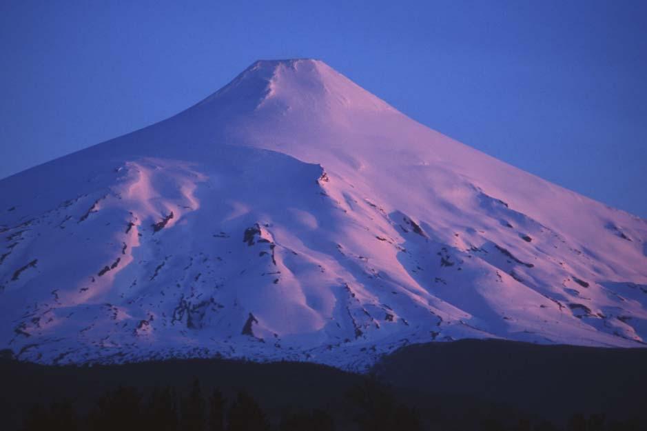 volcano villarrica in pucon