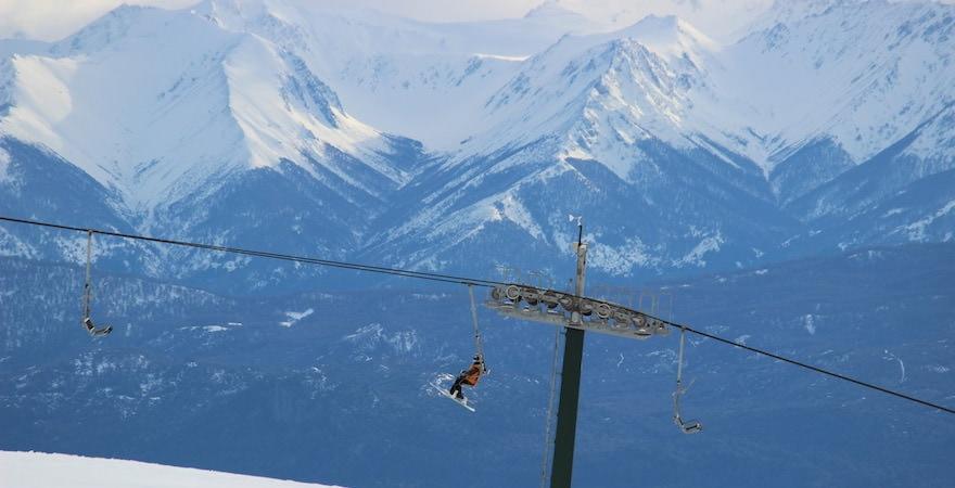 andes ski resort