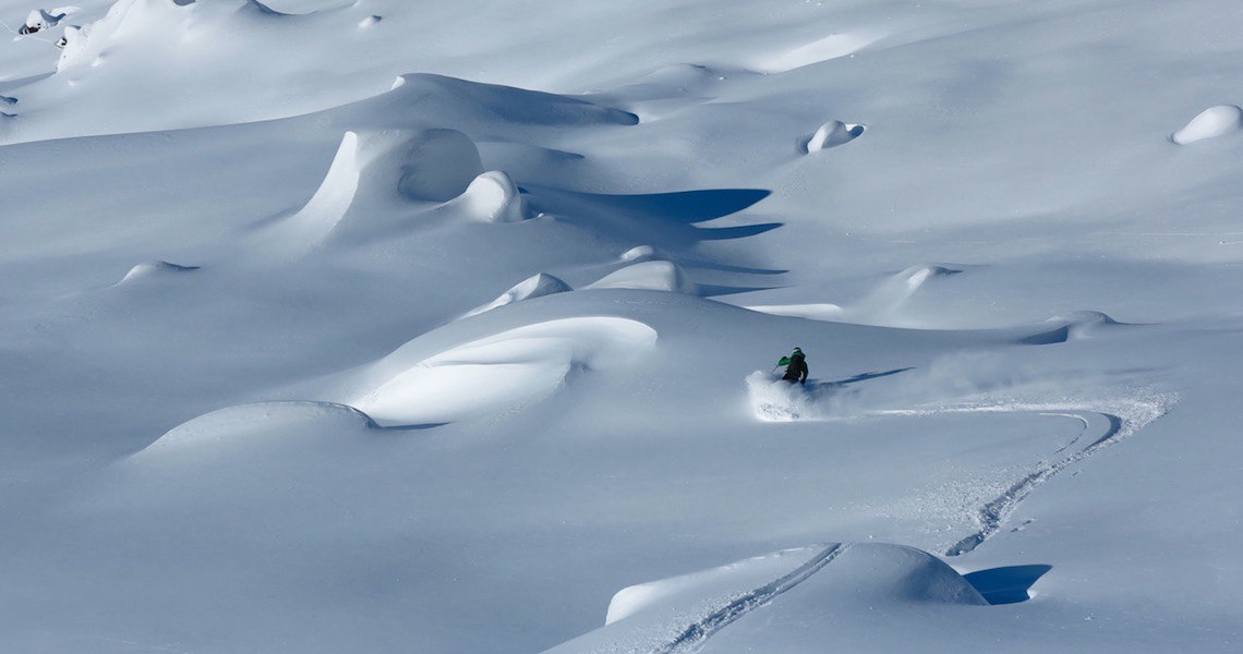 Get ready to ride the best off-piste and backcountry in Patagonia!