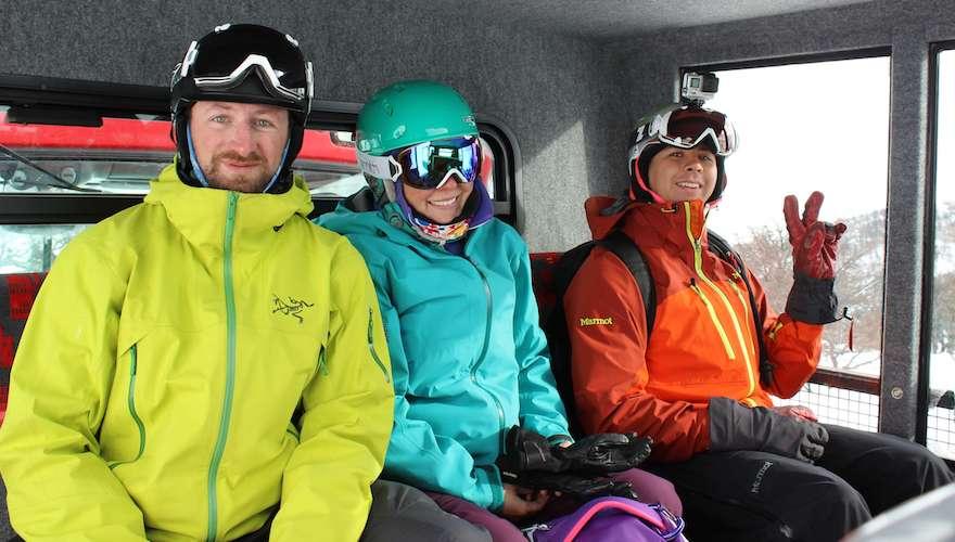 when to ski argentina