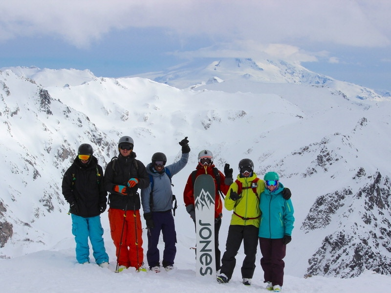 argentina all mountain tour