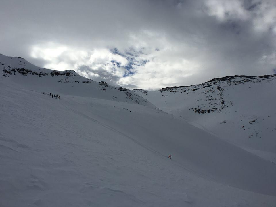arpa cat ski