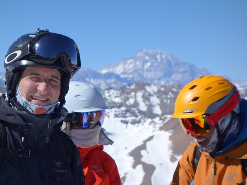 arpa snow cats in chile