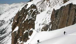 Backcountry Ski Touring