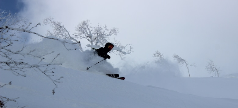 backcountry tours in japan