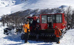 Refugio Baguales Cat Skiing, One of Bariloche's Newest Secrets
