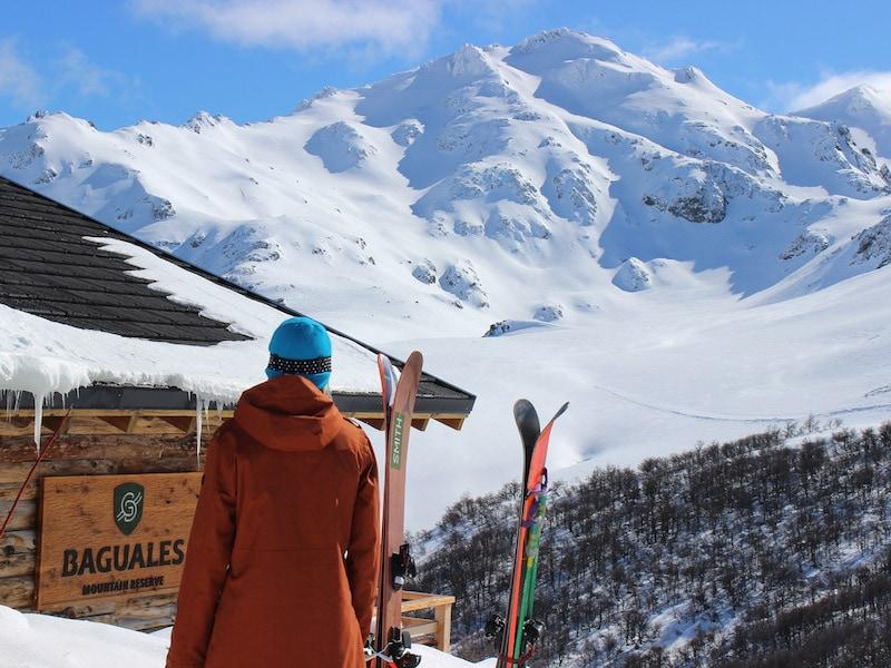 baguales ski