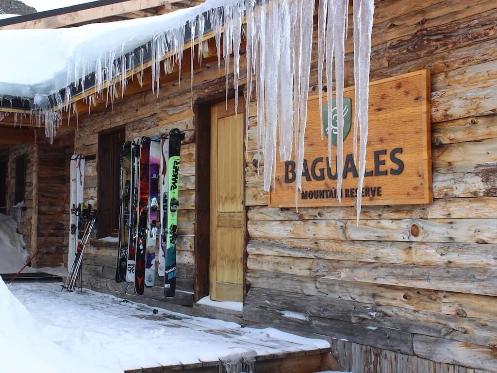 baguales backcountry lodge