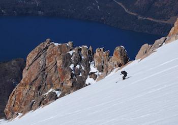 bariloche backcountry skiing